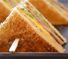 Club Sandwich fatto in casa
