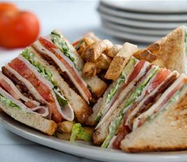 ricetta club sandwich fatto in casa